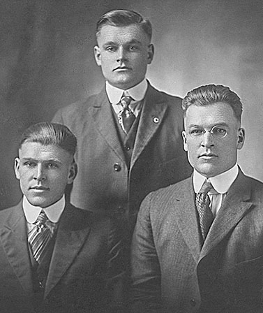 Cate Brothers - Moses, John, Edmund